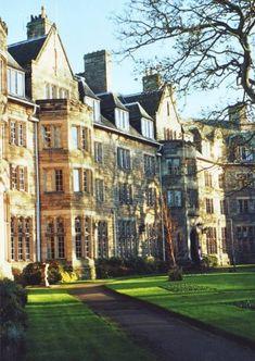 St. Andrews University, Scotland: alma mater of the Duke and Duchess of Cambridge.