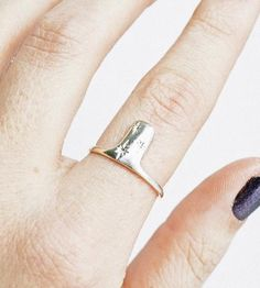 Night Starry Sky Ring by SteFanie Sheehan Designs on Scoutmob