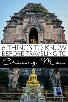 6 Things to Know Before Traveling to Chiang Mai, Thailand - The Mochilera Diaries