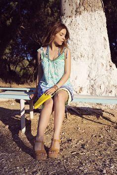 Summer breeze - Fashion Has It. Summer Breeze, Summer Looks, Cover Up, One Piece, Stylish, Dresses, Fashion, Vestidos, Moda