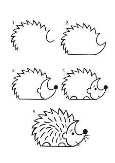 Easy Drawings For Kids Easy Drawings Doodle Art doodle art for beginners Drawings Easy Kids Easy Butterfly Drawing, Easy Flower Drawings, Easy Disney Drawings, Easy Drawings For Kids, Drawing For Kids, Art For Kids, Drawing Ideas, How To Draw Kids, Simple Animal Drawings