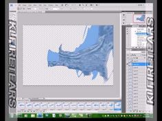Water Chrome effect tutorial