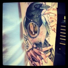 Instagram: neil_dransfield_tattoo Neil Dransfield Northman, Leeds, oddfellows...... http://www.oddfellowstattoocollective.com