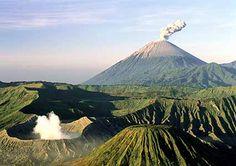 Bromo, Mount, East Java, Indonesia
