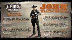 Call Of Juarez Gunslinger Wallpaper For Desktop