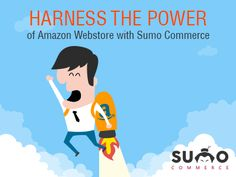 #SumoCommerce is an eCommerce platform of Kaushalam. It is easy to manage, centralized and easy to integrated with #Amazon Webstore & other platforms.