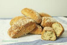 Gluteenitonta leivontaa: Teff-sämpylät