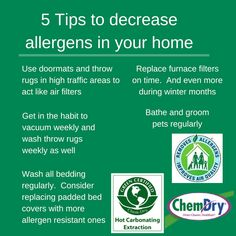 Did you know that your carpet acts like giant air filter pulling dirt, dust, and allergens out of the air and traps them within the fibers?  Also, carpets can hold up to 8x their own weight in dirt.  It's a good idea to get them professionally cleaned every 3-4 months to maintain a healthier home.  Share this with a friend who would appreciate this post!  Call Today!  817-558-3113.  Or visit our web page at www.johnsoncountychemdry.biz