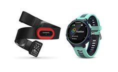 Garmin Forerunner 735XT  Midnight Blue  Frost Blue RunBundle *** See this great product.