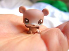 littlest pet shop baby bear