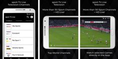 With the Sport Live TV  Football Live Television App you can watch sport games live of all country Leagues Europe USA Sport the Europa League the Champions League Asian Sport Euro & World Cup Qualifications and much more on your mobile device for FREE of charge and without registration!  Highlights & Channels  NBC SN ESPN BT Sport Sky Net Sports Super Sport Silk Sports Sport Klub Dubai Racing Eurosport Russian Sport Motor Sports NFL Network Pac 12 and more  More than 70 sport stations are…