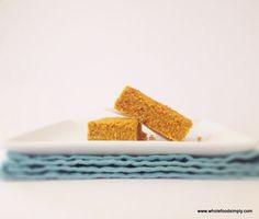 Wholefood Simply Snack Bars (pumpkin)
