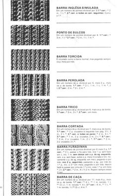 Embroidery Jewelry, Knitting Stitches, Knitting Projects, Knitted Headband, Knit Scarf Patterns, Knitting Tutorials, Tejidos, Patterns, Needlepoint