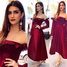 kritisanon,bollywood-Ootd For kritisanon kritisanon bollywood beautiful bollywoodnews celebrity celebdiaries gown Indian Celebrities, Bollywood Celebrities, Bollywood Fashion, Beautiful Celebrities, Bollywood Style, Celebrity Gowns, Celebrity Style, Trendy Outfits, Fashion Outfits