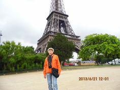 Paris iunie 2013  cu ...normal..Corina Georgescu