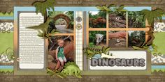 Prehistoric by Chelle's Creations http://scraporchard.com/market/Prehistoric-Digital-Scrapbook-kit.html Bedrock Alpha by Chelle's Creations http://scraporchard.com/market/Bedrock-Digital-Scrapbook-Alpha.html Doubled Over Template by Little Green Frog Designs