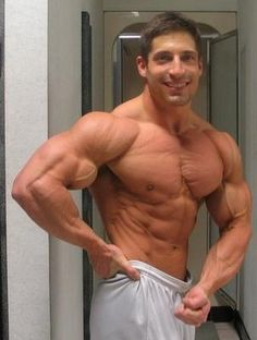 Favorite Male Bodybuilder-Jim Cordova .  Such an amazing physique for an all natural  and a great trainer too :)