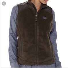 Patagonia Retro X Womens Fleece Vest