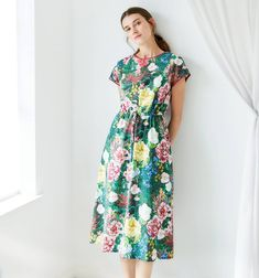 Marianne North, Short Sleeve Dresses, Dresses With Sleeves, Victorian, The Incredibles, Casual, Fashion, Gowns With Sleeves, Moda