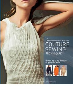 The Dressmaker's Handbook of Couture Sewing Techniques (Gnv64)   Seam (Sewing)   Clothing