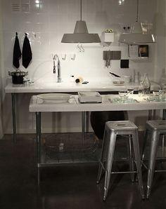 Kitchen by Dtile, Peter van der Jagdt