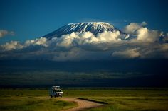 My Son's Photography .....Mt. Kilimanjaro, Tsavo by jasoncuddy, via Flickr