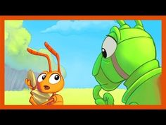 The Grasshopper and the Ants - ABCmouse.com Aesop's Fables Series - YouTube
