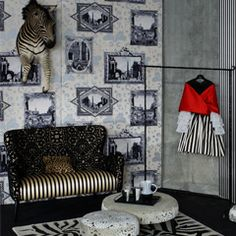 Christian Lacroix for Designers Guild