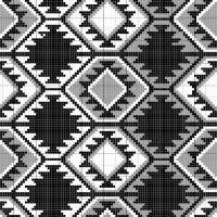 Zwart/wit/grijs ruiten