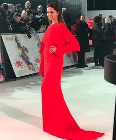 Yay or Nay? Deepika Padukone looked gorgeous at the premier of xXx wearing a red Stella McCartney gown