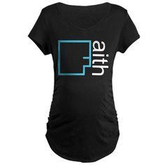 Christian Faith Maternity T-Shirt