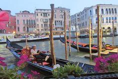 Venice Italy: bridges and art