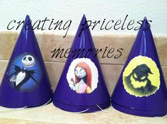 Nightmare before christmas party coming! Super excited! Follow my board and stay tuned! ☺
