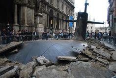 submarine, Milan