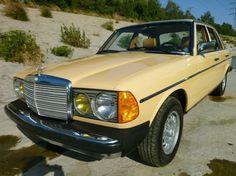 1983 Mercedes Benz 240 D