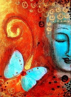 Butterflies at our Buddhist Hearts...Transformational change from the inside out..*