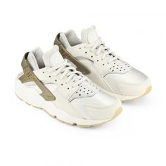 Nike Wmns Air Huarache Run Prm, Chaussures de sport femme