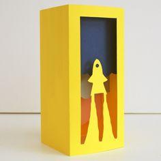 3D card: Shuttle