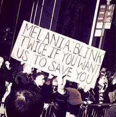 #free melania