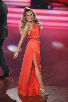 Sylvie Meis Photos Photos - Sylvie Meis during the 5th show of the tenth season of the television competition 'Let's Dance' on April 21, 2017 in Cologne, Germany. - 'Let's Dance' 5th Show
