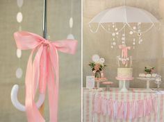 Baby Sprinkle Theme Shower for #BabyGirl