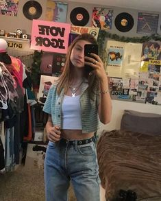 Jelly_megan on stream ginger by brockhampton trendyoutfits jelly_megan on stream ginger by brockhampton 60 hervorragende grunge outfits ideen fr frauen cool style Edgy Outfits, Mode Outfits, Grunge Outfits, Cute Casual Outfits, Preppy Outfits, Fashion Outfits, Country Outfits, Pink Outfits, Fashion Clothes