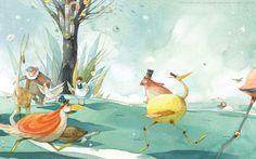 Alice in Wonderland – Kim Minji