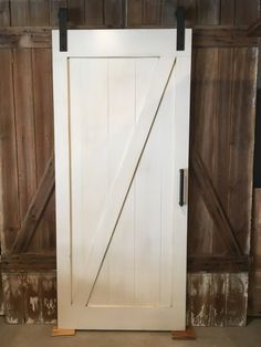 Z Barn Door Made In Poplar Wood   Furniture From The Barn