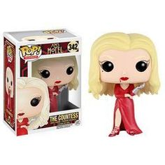 POP! TV 342: AMERICAN HORROR STORY: HOTEL - THE COUNTESS