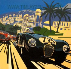 Full Bodied Grand Prix by Tim Layzell