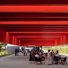 Bak Gordon   Garcia D'Orta Secondary School   HIC Arquitectura