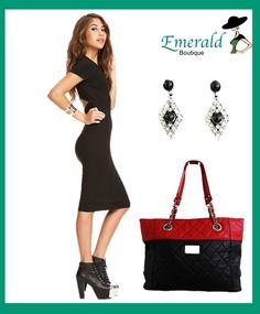 Dale like si lo usarías!!! Es temporada de #fiestas saca tu lado #sexy!!! #fashion #love #style #glamour  #LuceEmerald