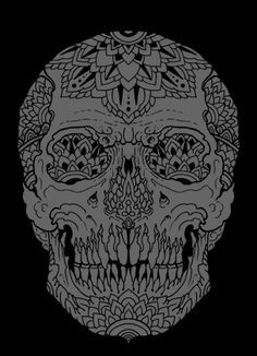 skull teschio thomas hooper