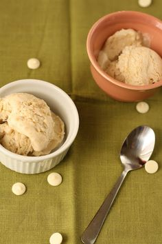 white chocolate ginger shortbread ice cream | Foods to be Veganized ...